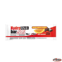 PRONUTRITION HYDROLIZED BAR 50% ARANCIA FONDENTE CRUNCHY 55g