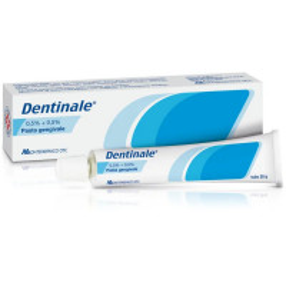 Dentinale Pasta Gengivale 25g