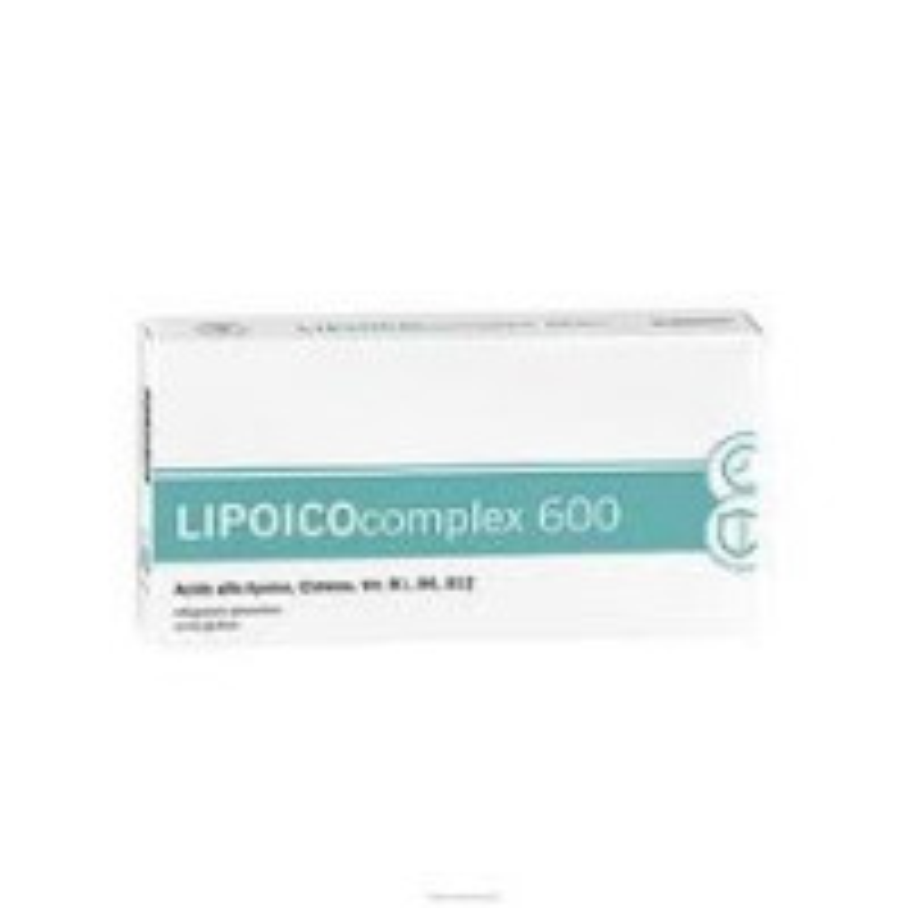 LFP UNIFARCO LIPOICO COMPLEX 30 COMPRESSE