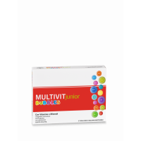 LFP UNIFARCO MULTIVIT JUNIOR BUBBLES 27 GELATINE