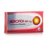 NUROFEN 12 COMPRESSE 400MG