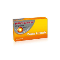 NUROFENBABY 60 MG SUPPOSTE PRIMA INFANZIA
