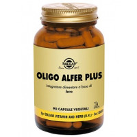 OLIGO ALFER PLUS 90CPS VEG
