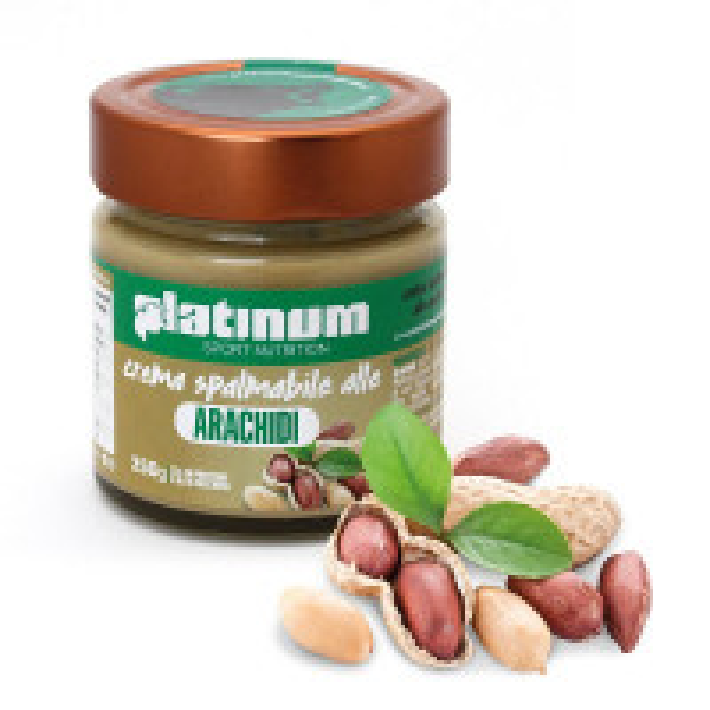 PLATINUM CREMA SPALMABILE ARACHIDI 250g