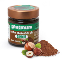 PLATINUM CREMA SPALMABILE GIANDUIA 250g