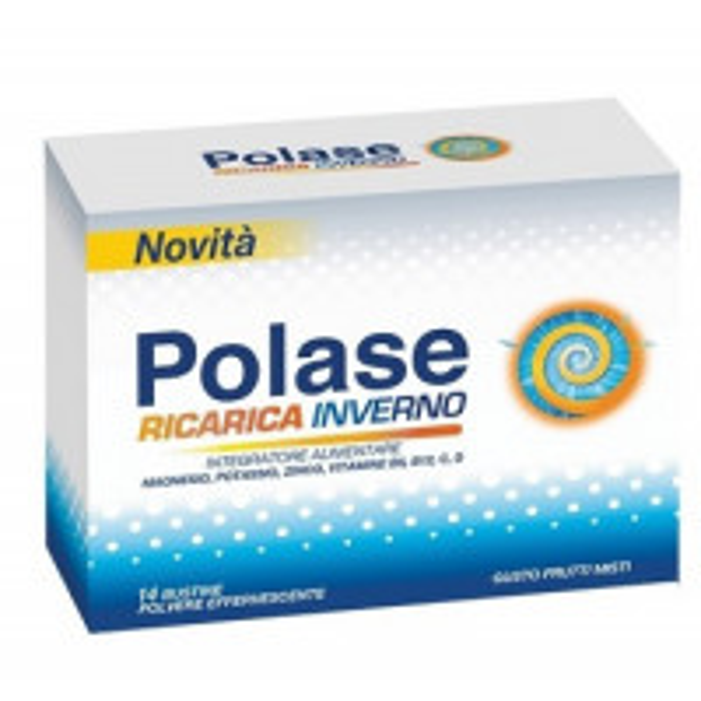 POLASE RICARICA INVERNO 14BUST
