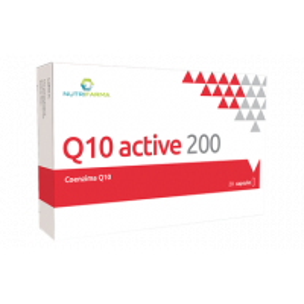 AQUAVIVA Q10 ACTIVE 200MG 20 CAPSULE