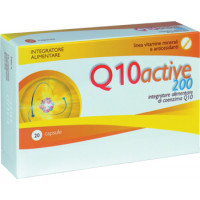 Q10 ACTIVE 200MG 20CPS