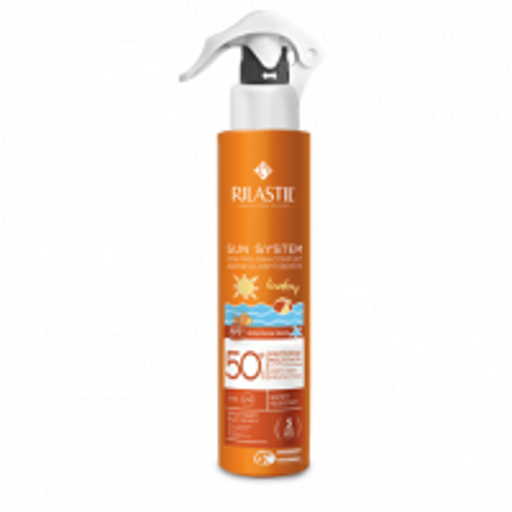 rilastil baby spray 50+