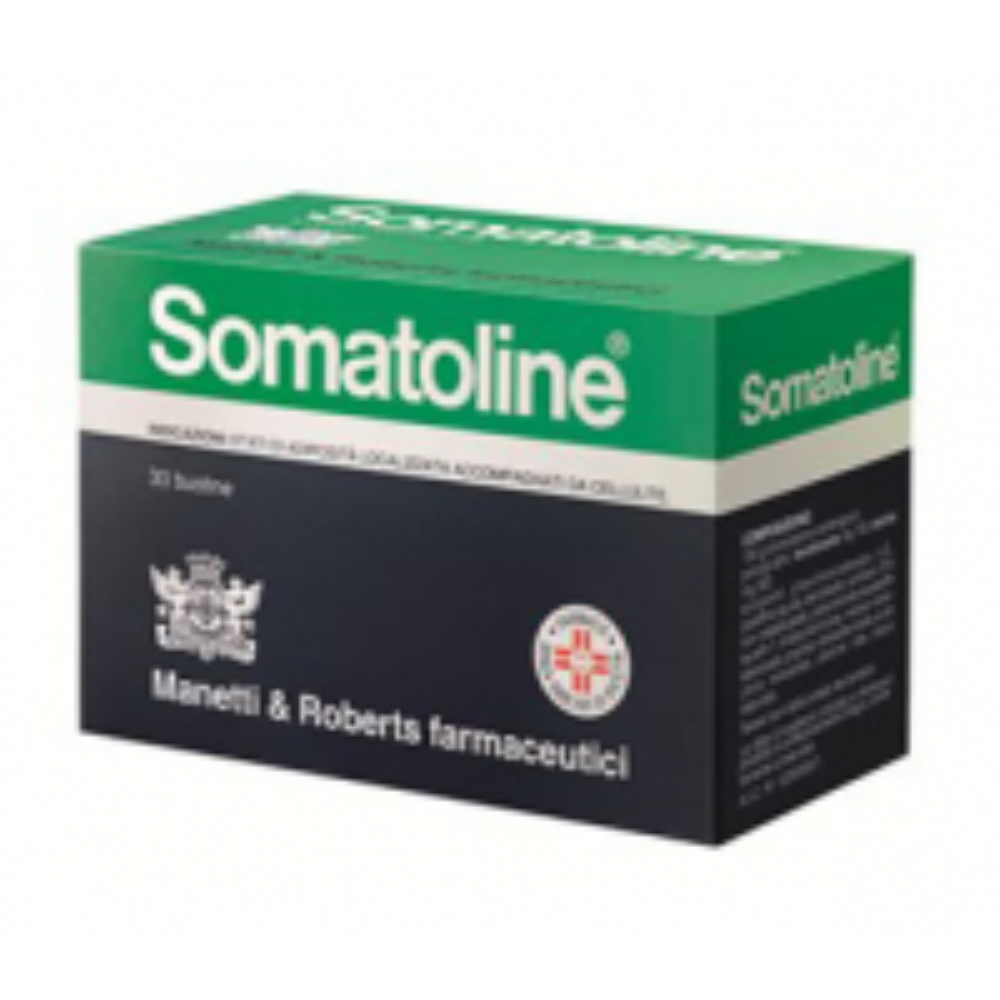 "SOMATOLI, ""0,1% + 0,3% EMULSIONE CUTANEA""30 BUSTINE"""