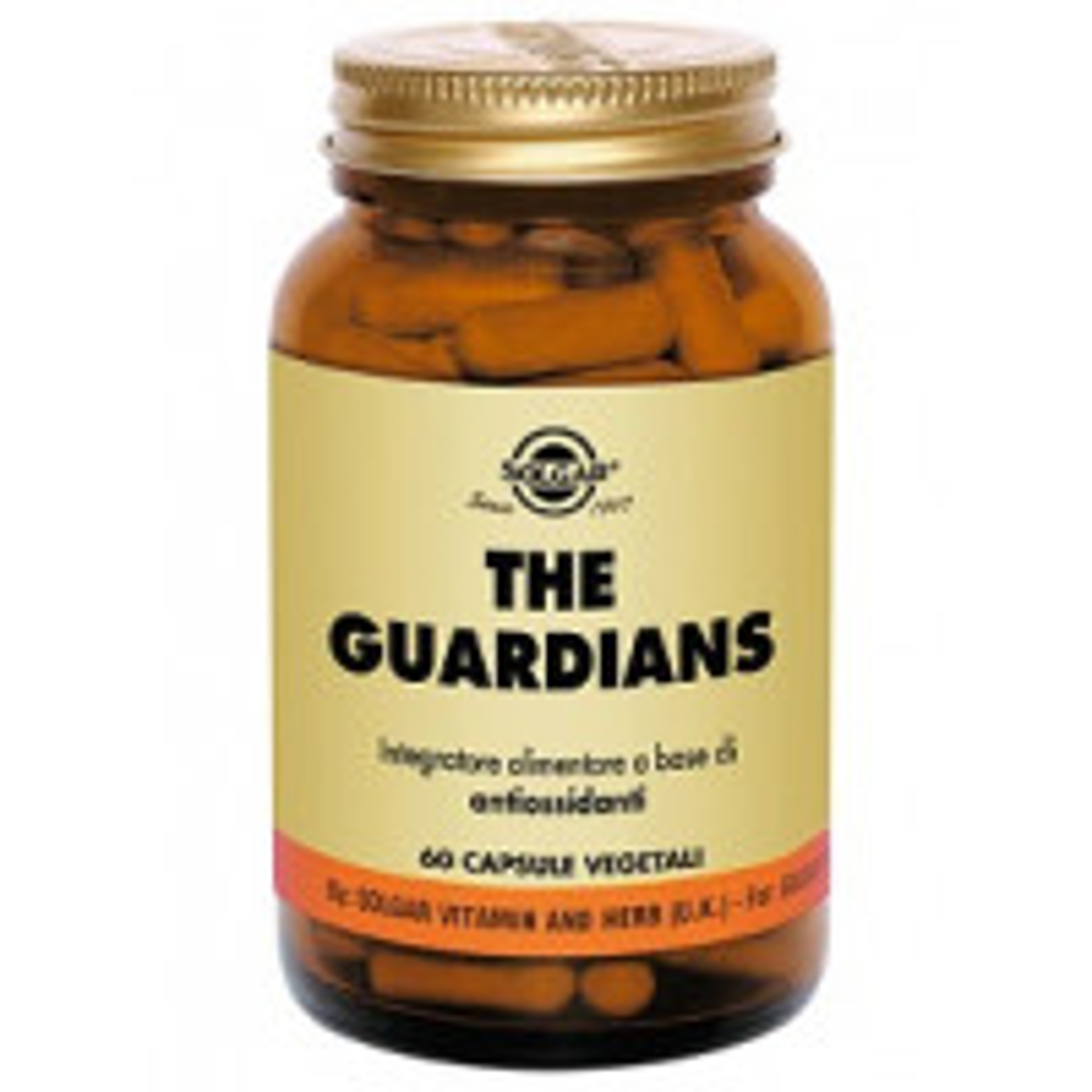 THE GUARDIANS 30CPS VEGETALI