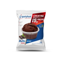 SPORTY FOOD MUFFIN CACAO 50g