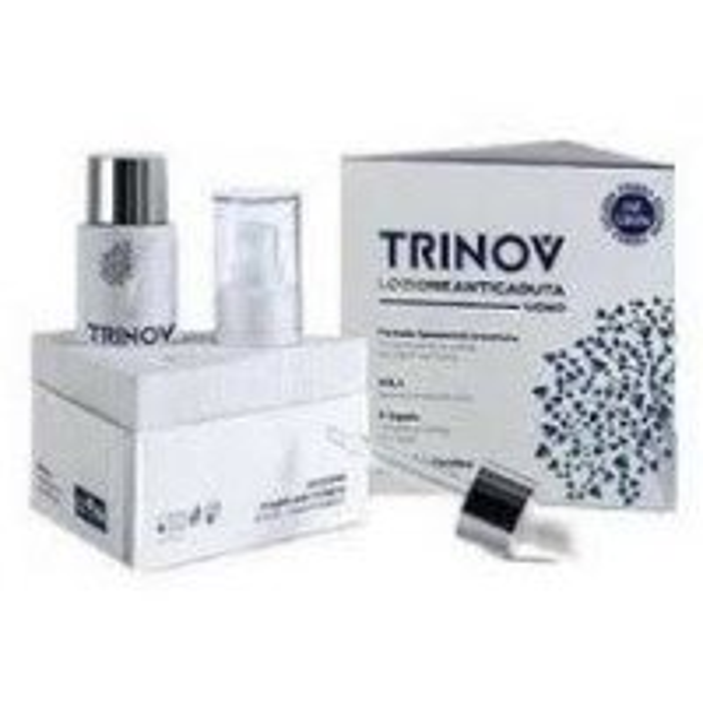 Trinov Uomo Lozione Anticaduta Fidia 30 ml