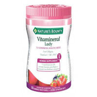 VITAMINERAL LADY 60GOMM MASTIC