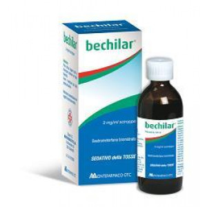 BECHIL, 3 MG/ML SCIROPPO FLACONE 100 ML