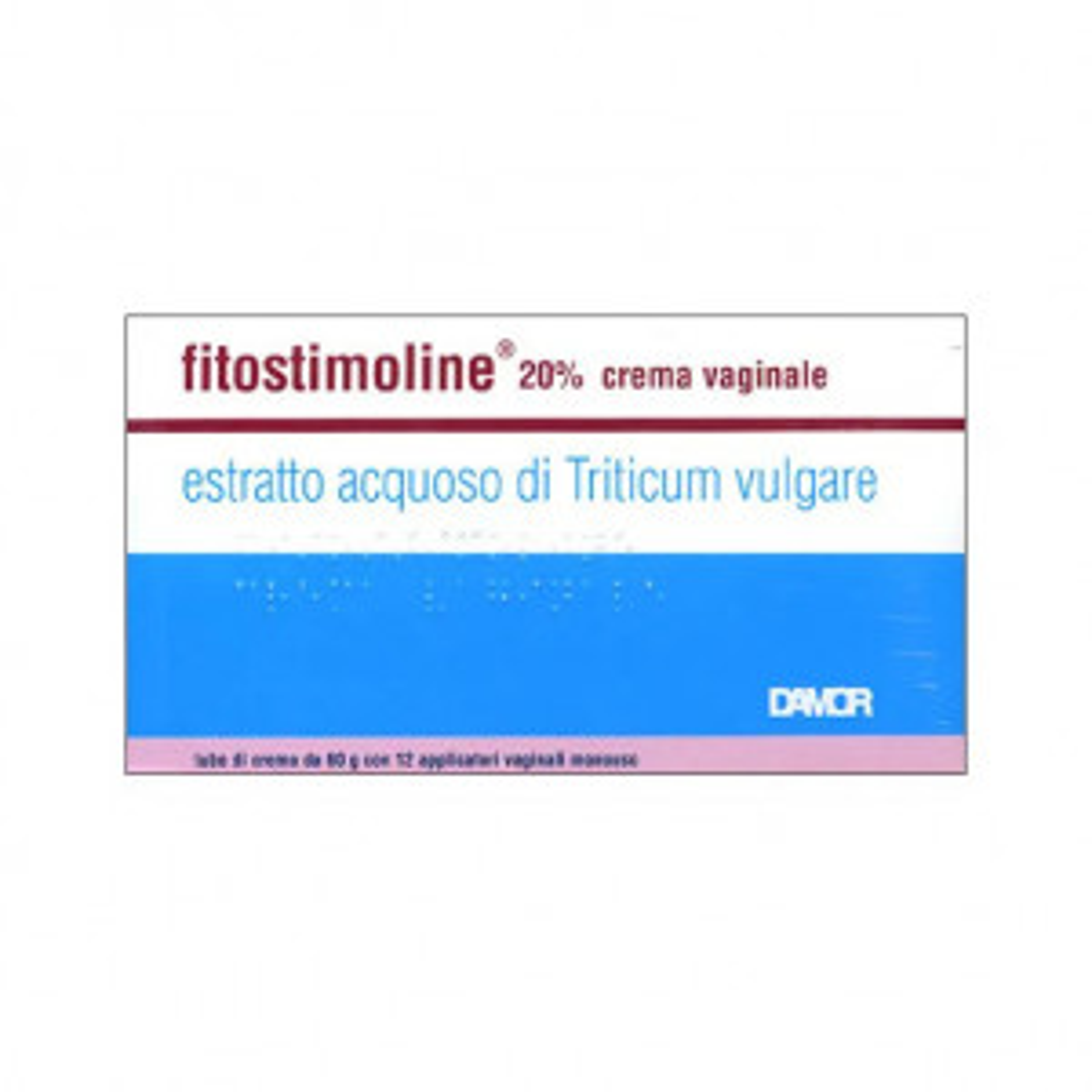 Fitostimoline Crema Vaginale 20% 60g