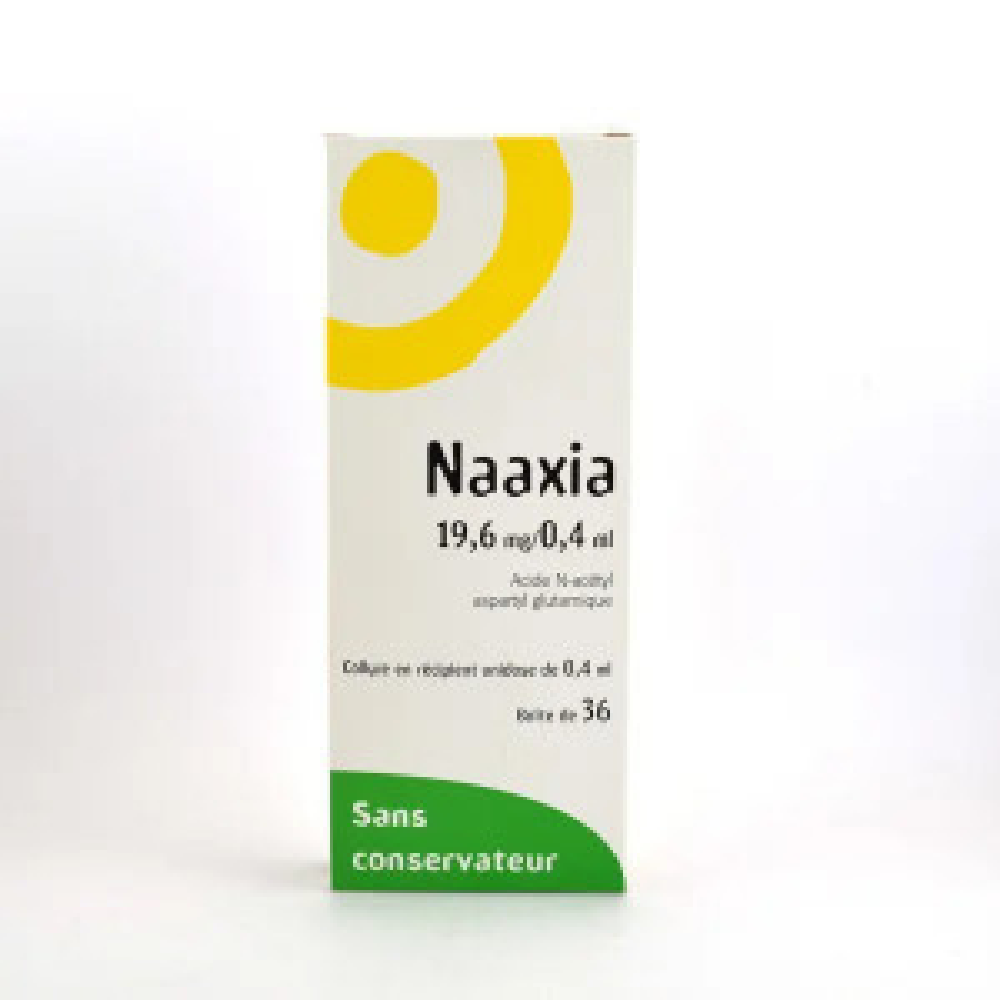 Naaxia*Collirio 10ml 4,9% Senza Conservanti