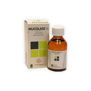 MUCOLA, 50 MG/ML SCIROPPO FLACONE DA 200 ML