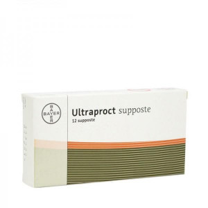 ULTRAPRO, SUPPOSTE 12 SUPPOSTE