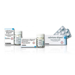 "VALERIANA DISPE, ""45 MG COMPRESSE RIVESTITE""30 COMPRESSE"""