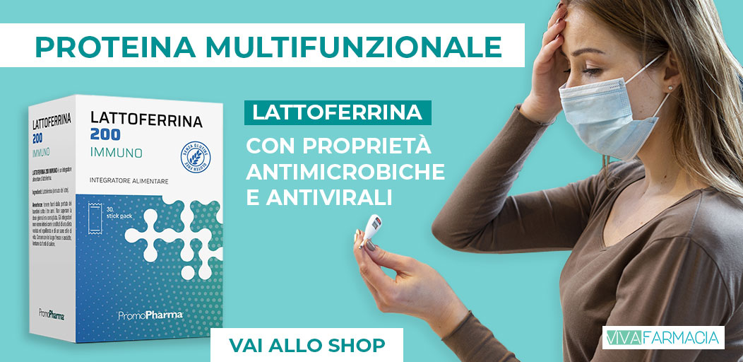 Promopharma lattoferrina